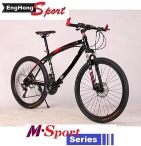 2021 M SPORT Mountain Bike Aluminium Rim