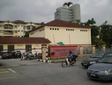 Pangsapuri Perdana Seksyen 13 Shah Alam