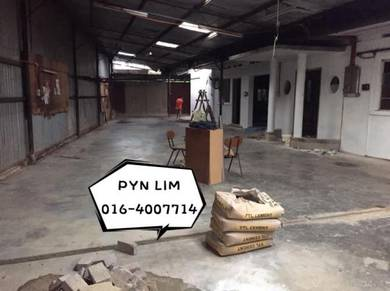 Jalan P.Ramle Warehouse Light Industry 5500sf Georgetown Jelutong