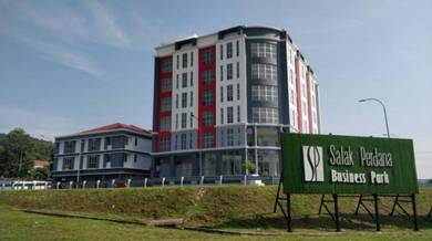Salak Perdana Business Park