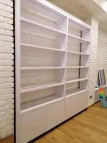 Custom made book shelf
