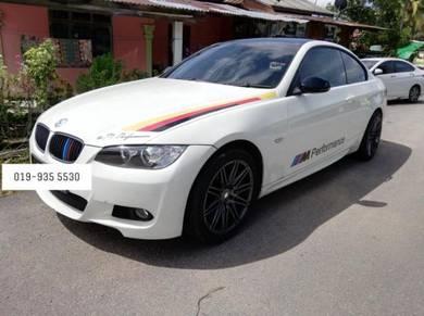 2009 BMW 320i (CBU) 2.0 (A) 2 DOOR SPORT