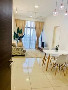 Lexa Residence Actual Photo 3r2b Fully Wangsa Maju KL (Cheapest)