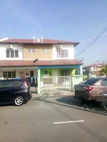 Double Storey Corner at Bandar Saujana Putra