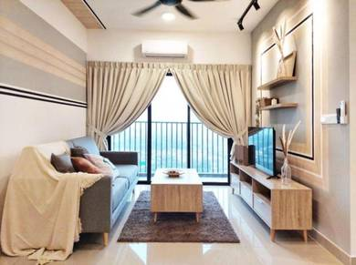 The hamstead, cheras taman connaught [ ID DESIGN+FULLY FURNISHED ]