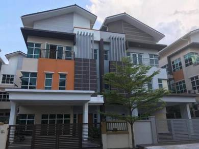 (CHEAPEST!!!) 3 Storey Semi D, Avenue 4, Bandar Tun Hussein Onn