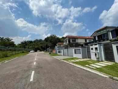 Double Storey Semi D House / Bukit Impian / Skudai
