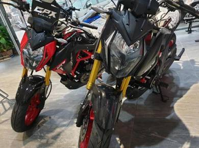 GPX Demon GN150 Promosi Full Loan