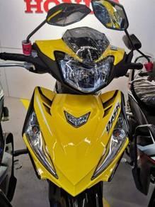 DASH 125i HONDA - MOTOR