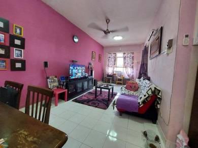 [FREEHOLD HOT AREA] Sri Ixora Apartment , Seksyen 27 Shah Alam
