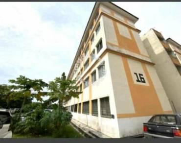 [TINGKAT 1! HOT AREA] Rumah Pangsa Impian, Bandar Saujana Putra