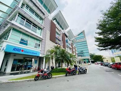 FACING MAINROAD Laman Seri Business Park Seksyen 13, Shah Alam- GF&L1