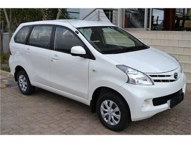Toyota Avanza 1.5 (A) KKIA