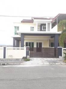Corner House For Sale Taman Pengkalan Indah next to Botani Ipoh