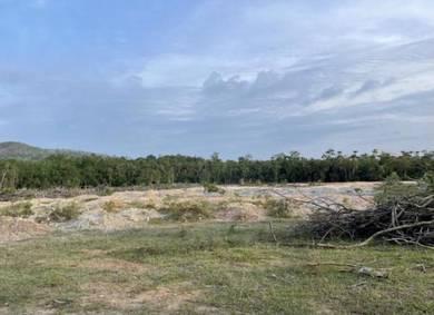 Tanah murah pengkalan stor Marang