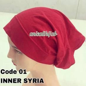 Inner tudung snowcap/syria/magic/ninja