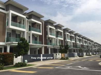 New 3 Storey Landed House, Freehold KL, Taman Megah, Kepong, KL