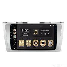 Toyota camry 06-11 10* android car player 1RAM 16G