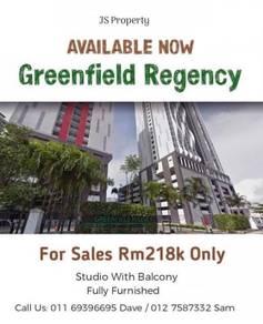 Greenfield Regency / Tampoi Indah / Skudai / CIQ