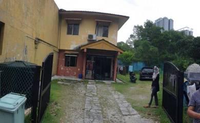 CHEAPEST Double Storey CORNER LOT Taman Cheras Jaya Balakong