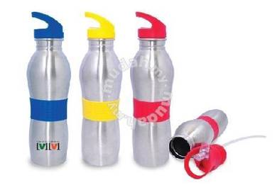 Stainless steel sipping bottle
