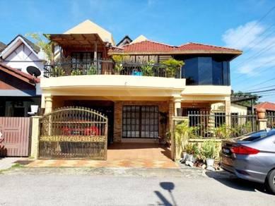 FULLY RENOVATED Double Storey Terrace ENDLOT Seksyen 19, Shah Alam