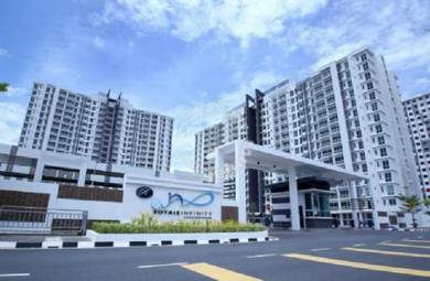 Royale Infinity, Bukit Tambun - Condo For Rent