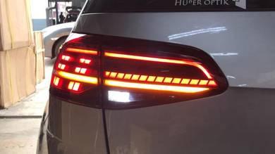 Volkswagen Golf Mk7 Tail Lamp MK7.5 Tail Lamp
