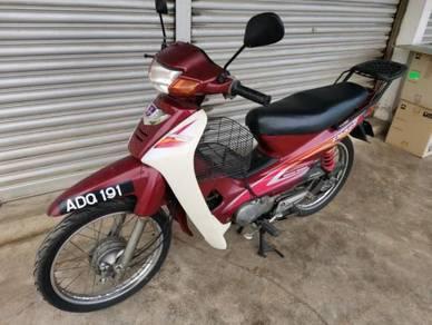 ADQ I9I   honda class 1