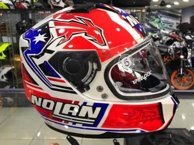 Nolan N64 Fullface ~ Stoner Suzuka Edition