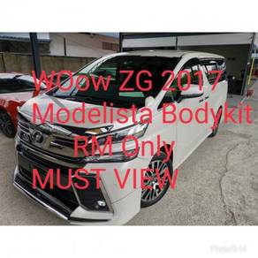 2017 Toyota VELLFIRE 2.5 ZG only 253700 modalities