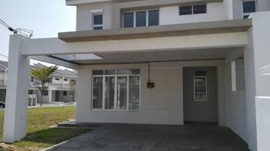 Full Loan, 100% Rumah Siap, Corner Rumah Teras 2 Tingkat, Kedah, BPJ