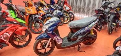 Yamaha ego s 2008