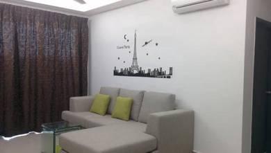 Apartment For Rent D'Ambience Residence Permas Jaya Masai Low Rental