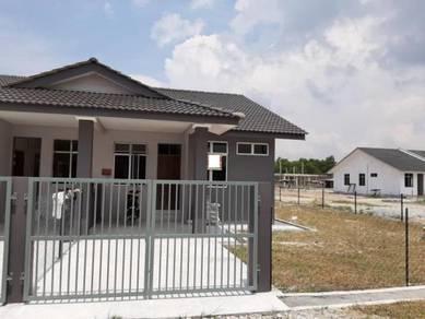 Teres Mampu Milik Di Taman Pinggiran Universiti, Bachok, Kelantan