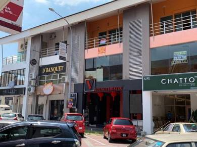 3 storey commercial building - greentown