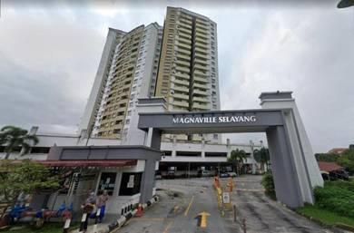 Below Market 39% - Magnaville Selayang Corner Lot, Batu Caves