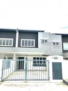 Double Storey House Laman Haris Eco Grandeur, Bandar Puncak Alam