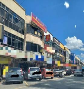 G floor shop Ampang taman muda for rent , cheras