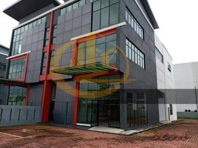 D'Hub Bandar Puteri Kland Semi D Commercial Building