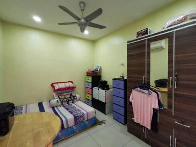 Good Condition Single Storey Taman Chi Liung Fully Extended Near Pasar
