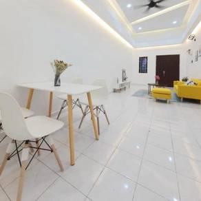 Single Storey House For Sale Jalan Emas Taman Sri Skudai Full Loan