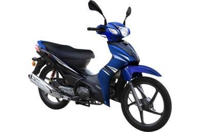 Murah jual rm1 new 2021 sm sport 110e y15 rs