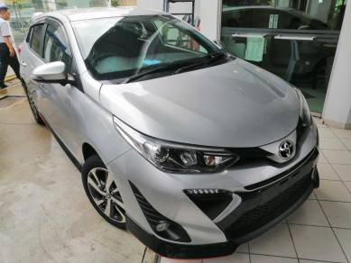 2019 Toyota YARIS 1.5 E (A) TERMASUK INSURANNCE