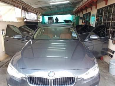 Full car tinted- bmw, myvi, honda civic, city,
