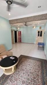 Groud floor , Pangsapuri Resak , U10/14 , shah alam