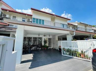 Fully Renovated - Gated Guarded Double Storey Bandar Nusaputra Puchong