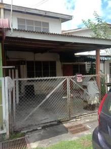 Rumah Teres Dua Tingkat Taman Seri Semantan Temerloh Pahang