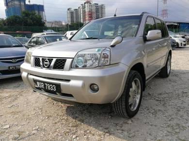 Nissan X-TRAIL 2.0 (A) 4WD