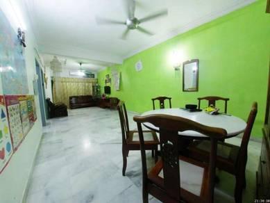 [Near MRT] Midah Height Condominium Taman Midah Cheras [Renovated]
